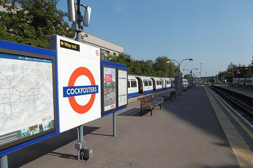 Cockfosters Underground Station