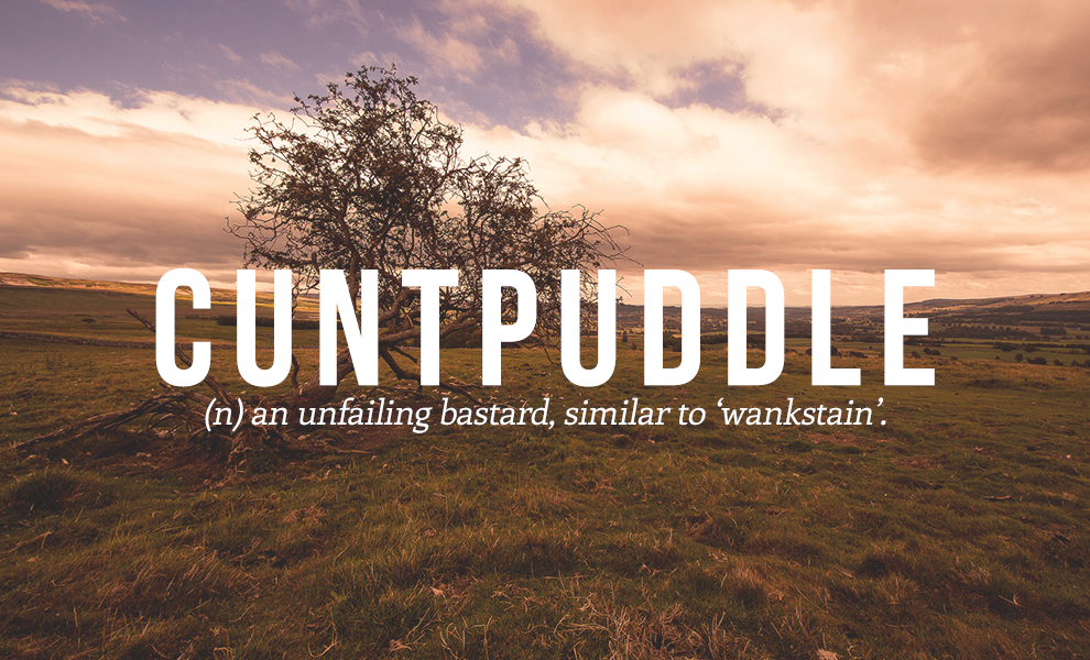 cuntpuddle definition